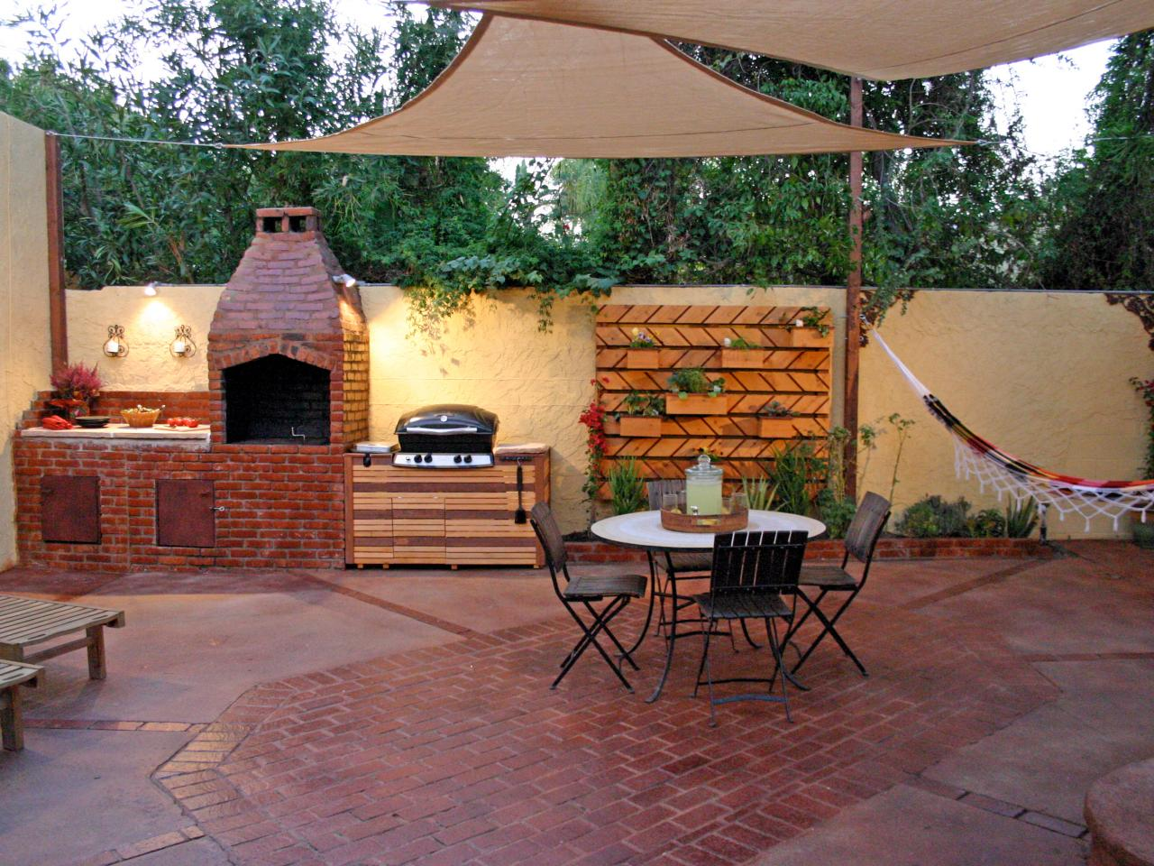 Small Outdoor Kitchen Ideas: Pictures, Tips & Expert Advice | HGTV