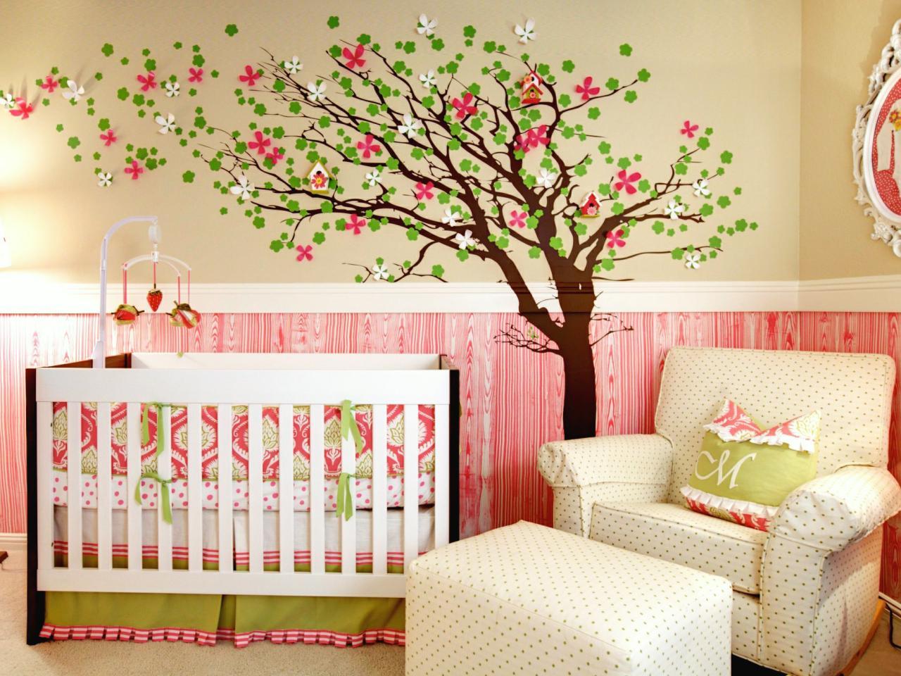 Original Jj Design Group Pink Nursery S4x3