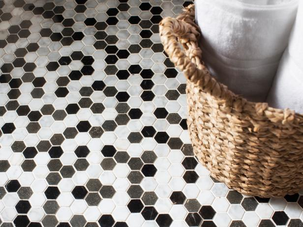 Choosing Bathroom Flooring HGTV - Bathroom floor materials