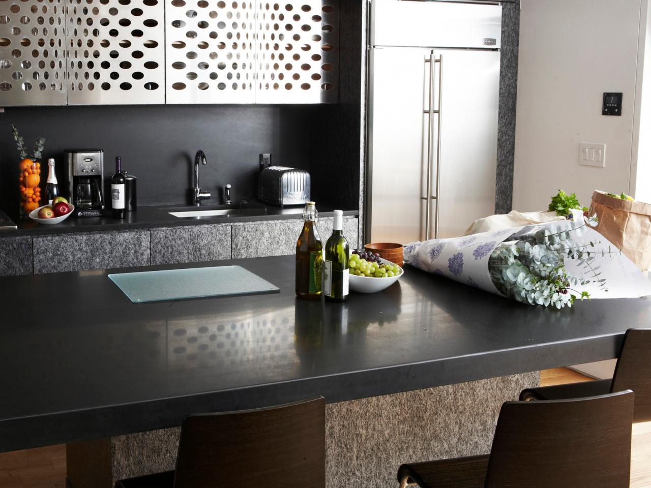 Dark Granite Countertops | HGTV on Dark Granite Countertops  id=68564