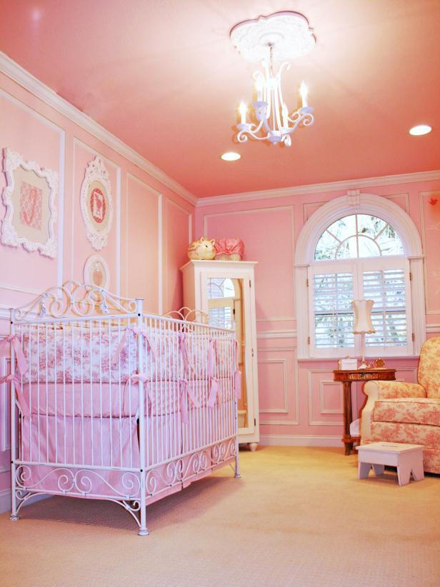 Princess-Inspired Girls\' Rooms   HGTV