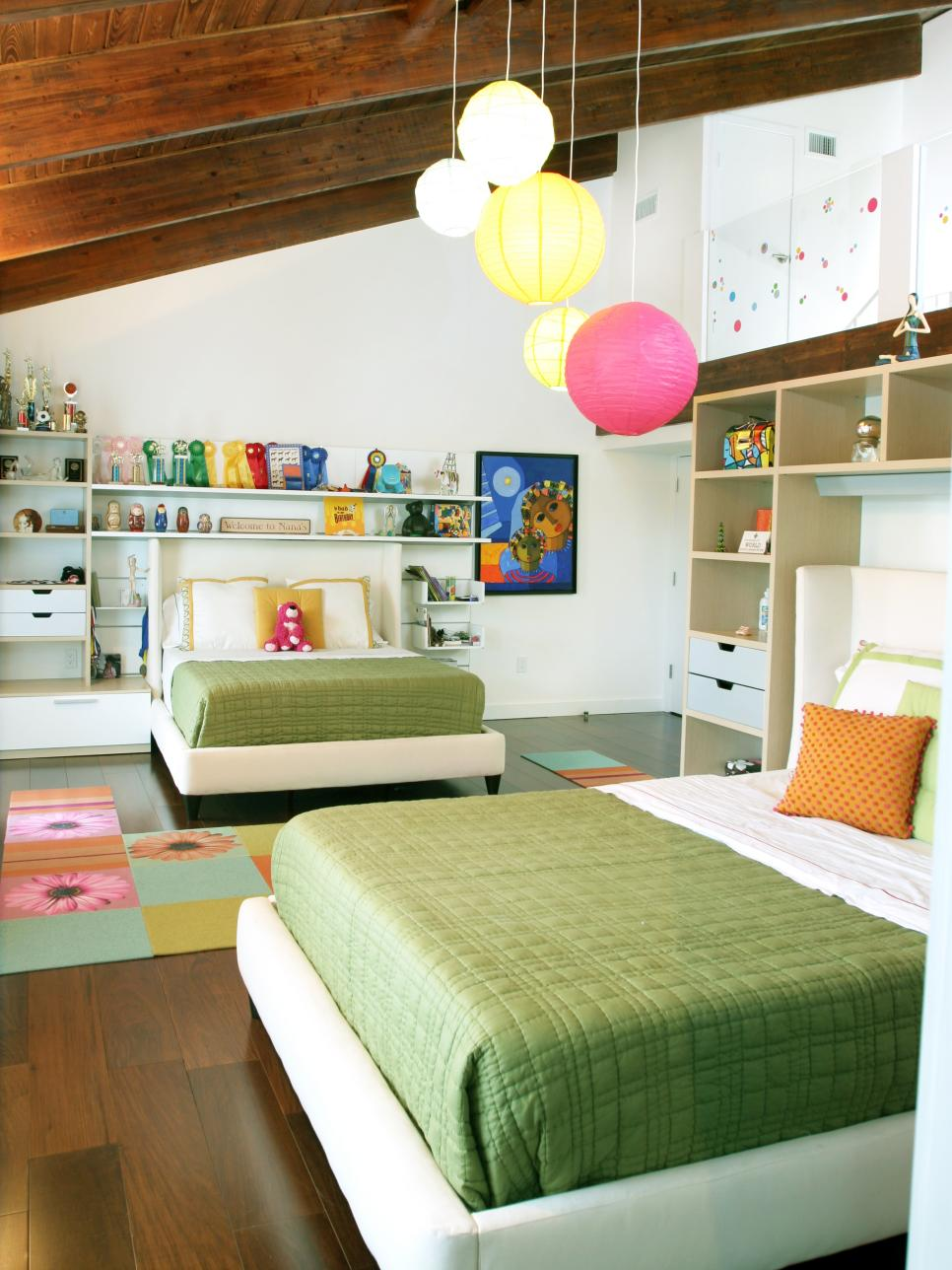 lighting ideas for your kids room hgtv 16987 | 1405486881303