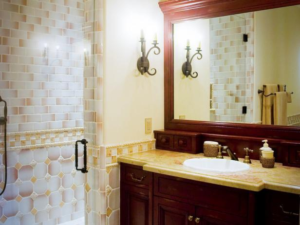 Original Milk And Honey Design Bathroom Tile Detail Vanity 4x3