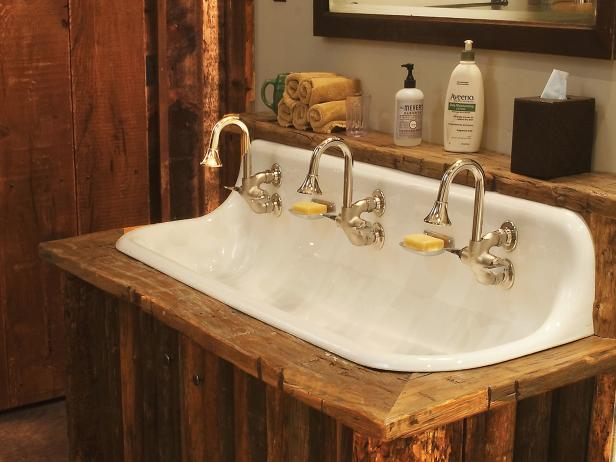 CI-Rustic-Elegance_cast-iron-sink-three-faucets-pg148_s4x3
