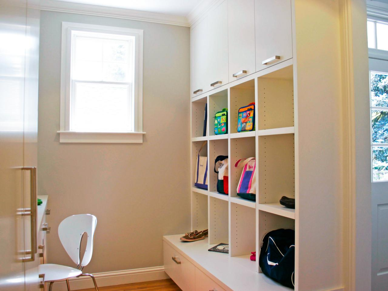 Mudroom Wall Storage Unit : Mudroom cubbies pictures options tips and ideas hgtv