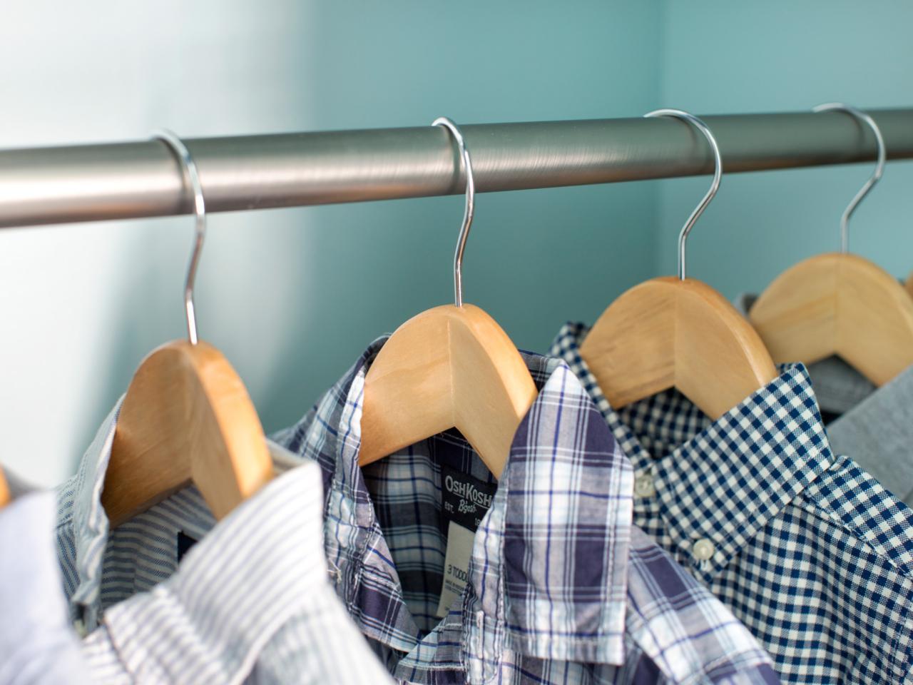 Closet Organization and Storage Tips | HGTV\'s Decorating & Design ...