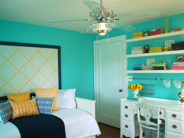 Paint Colors For Small Bedrooms: Great Colors To Paint A Bedroom: Pictures, Options & Ideas