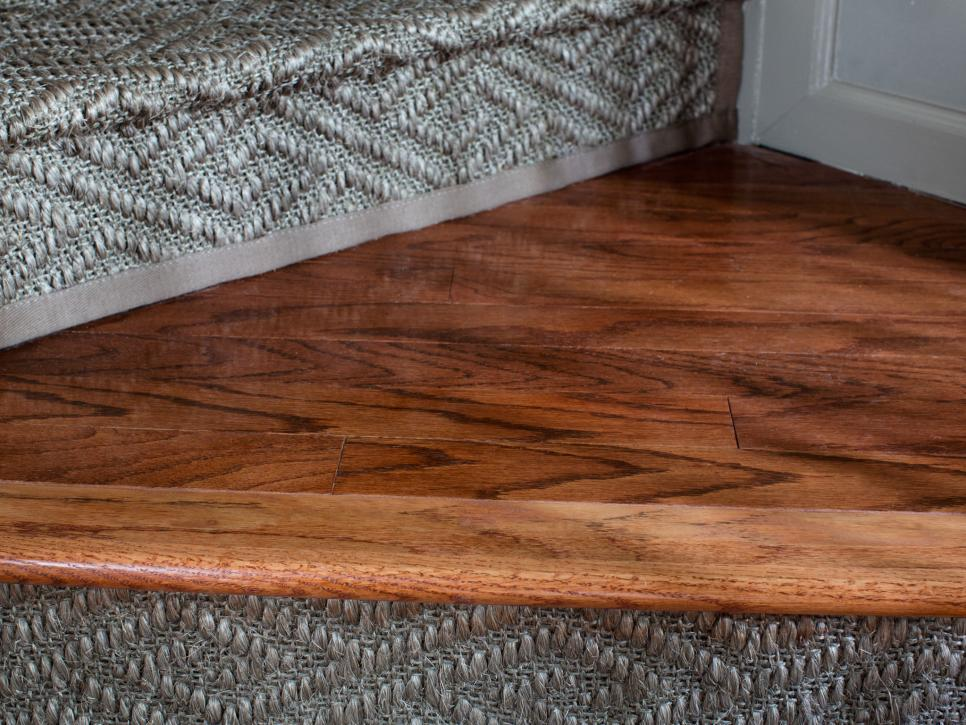 Tips For Matching Wood Floors HGTV - Who installs hardwood floors