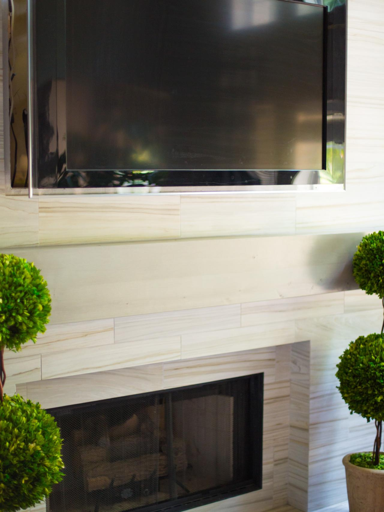 Tv Gas Fireplace Too Hot Fireplace Ideas