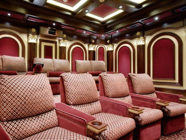 home theater seating ideas pictures options tips ideas hgtv