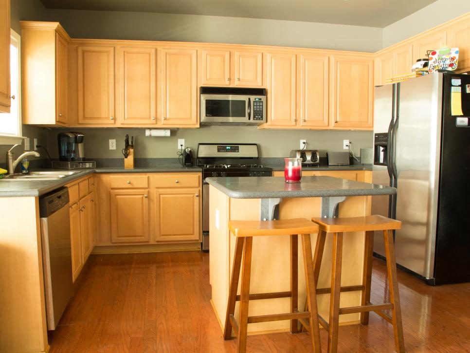 Refinish Kitchen Cabinets 3 Best Decorating Design
