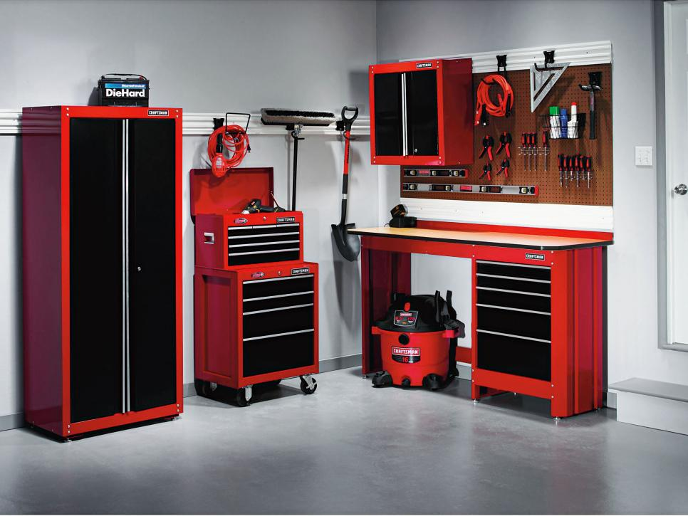 Garage Storage: Hooks And Hangers