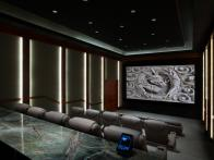 Cedia 2014, Home Theaters #6: Bringing 3D to Life,