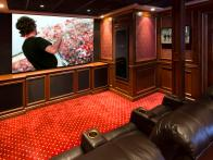 Cedia 2014, Home Theaters #1: Traditional Flair, S