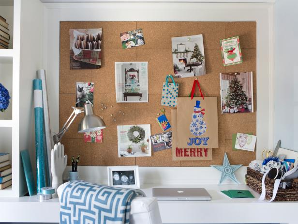 Home Office Wall Organization Ideas Hgtv