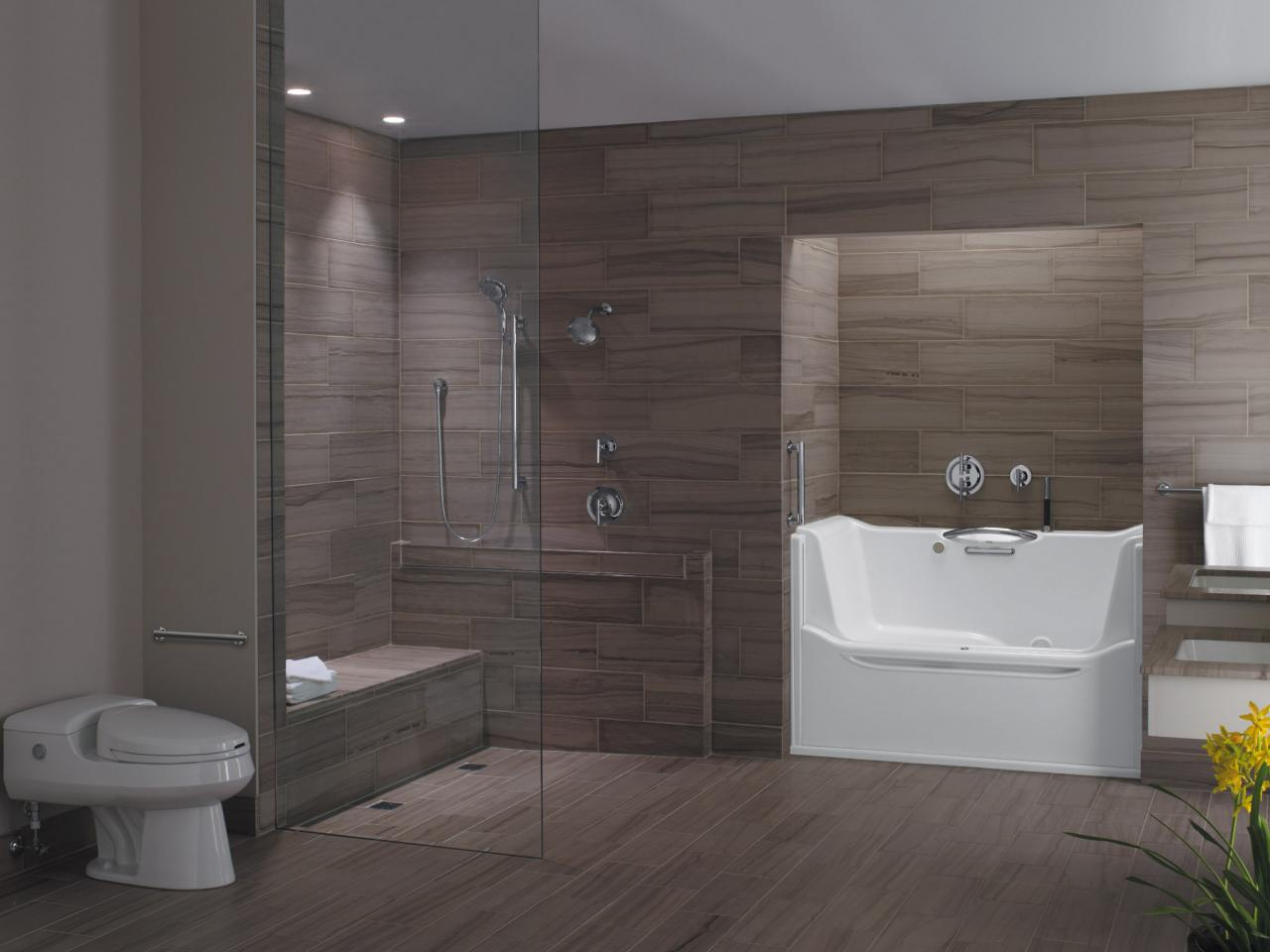 universal bathroom design taking care of aging parents hgtv 15284