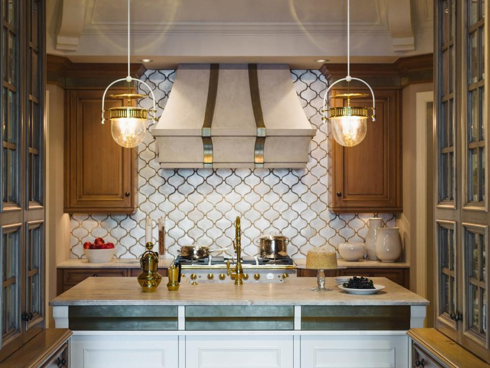 Choosing The Right Kitchen Island Lighting For Your Home HGTV - Unique kitchen ceiling light fixtures