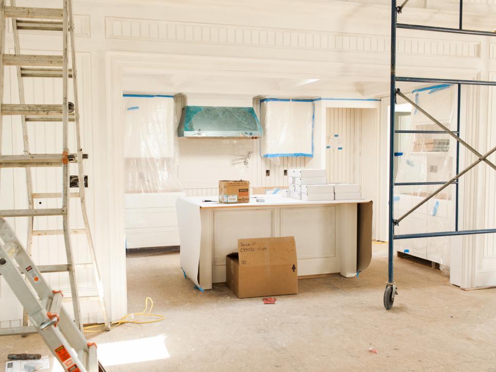 Building Your Dream Kitchen: HGTV Dream Home 2015 Floor Plan
