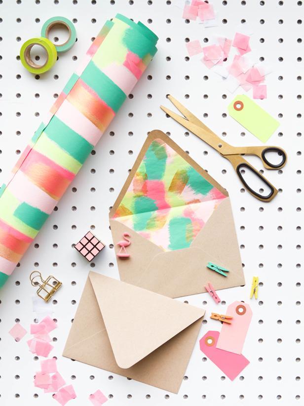 5 Ways To Dress Up A Plain Envelope Hgtvs Decorating Design