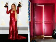 15 Red Spaces Inspired by Red-Hot Grammys' Fashion