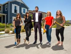 Each weekly challenge winner will score a showcase episode of her own HGTV series immediately following the one-hour airing of 'Rock the Block.'