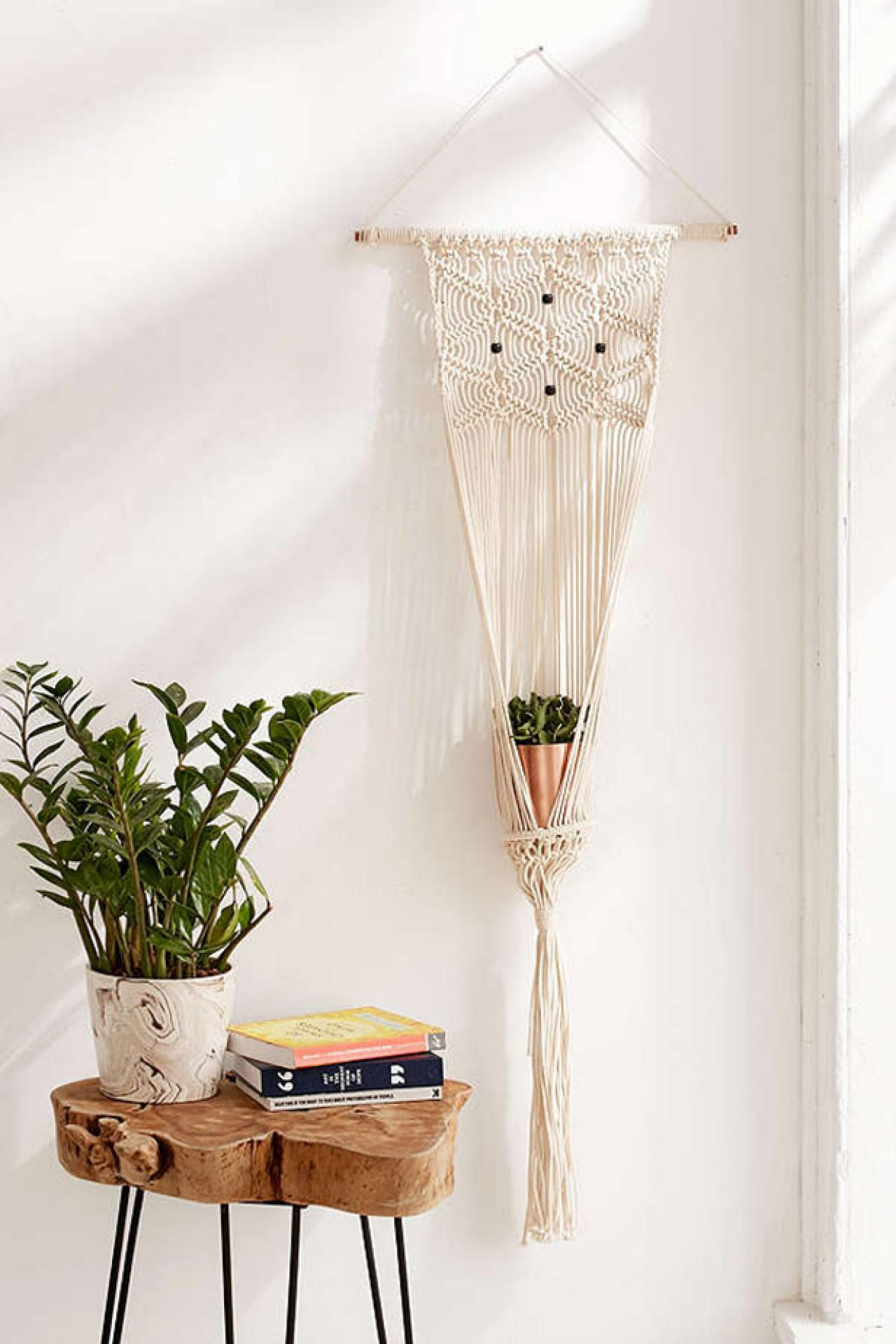 Pretty Hanging Planters Under 150 Hgtv S Decorating