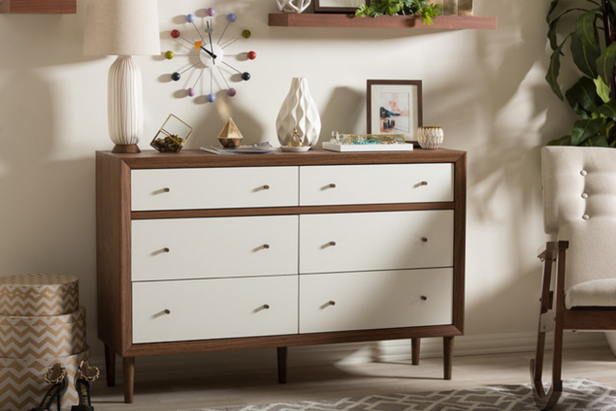 10 Beautiful Bedroom Dressers Under $500 | HGTV\'s Decorating ...