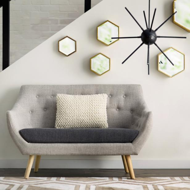 Stupendous 12 Vintage Inspired Sofas Under 1500 Hgtvs Decorating Dailytribune Chair Design For Home Dailytribuneorg