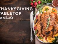 10 Hosting Essentials to Make Your Thanksgiving Table Shine