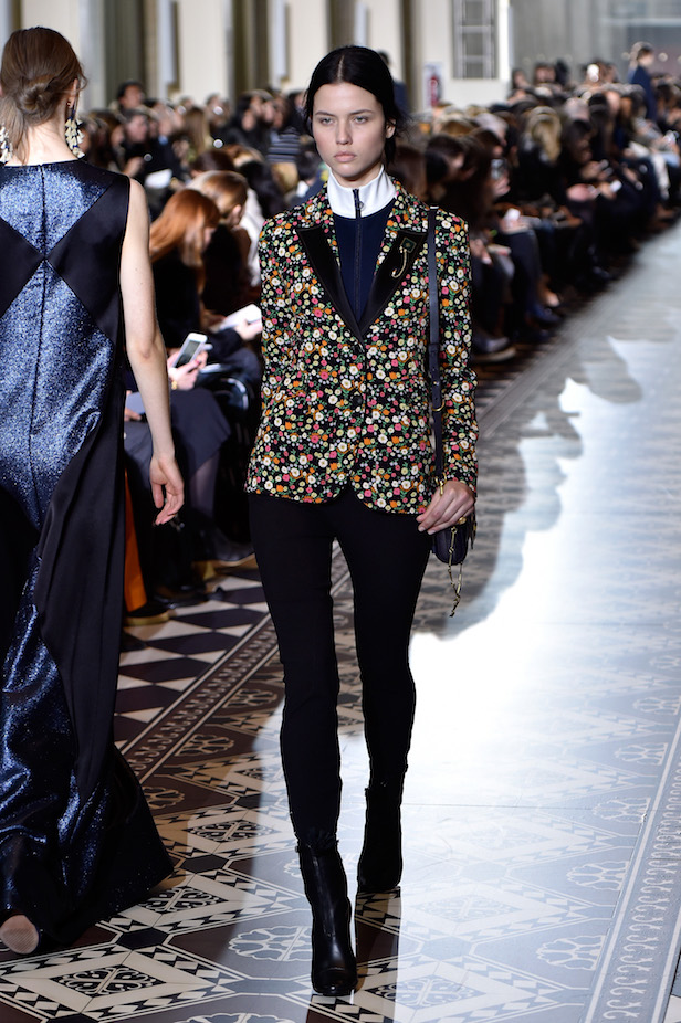 Tory Burch Fall Florals