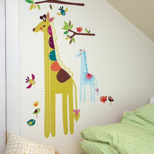 12 Fun Kidsu0027 Room Wall Decals
