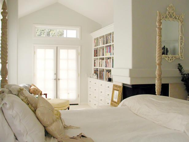 10 All White Bedroom Linens Hgtv