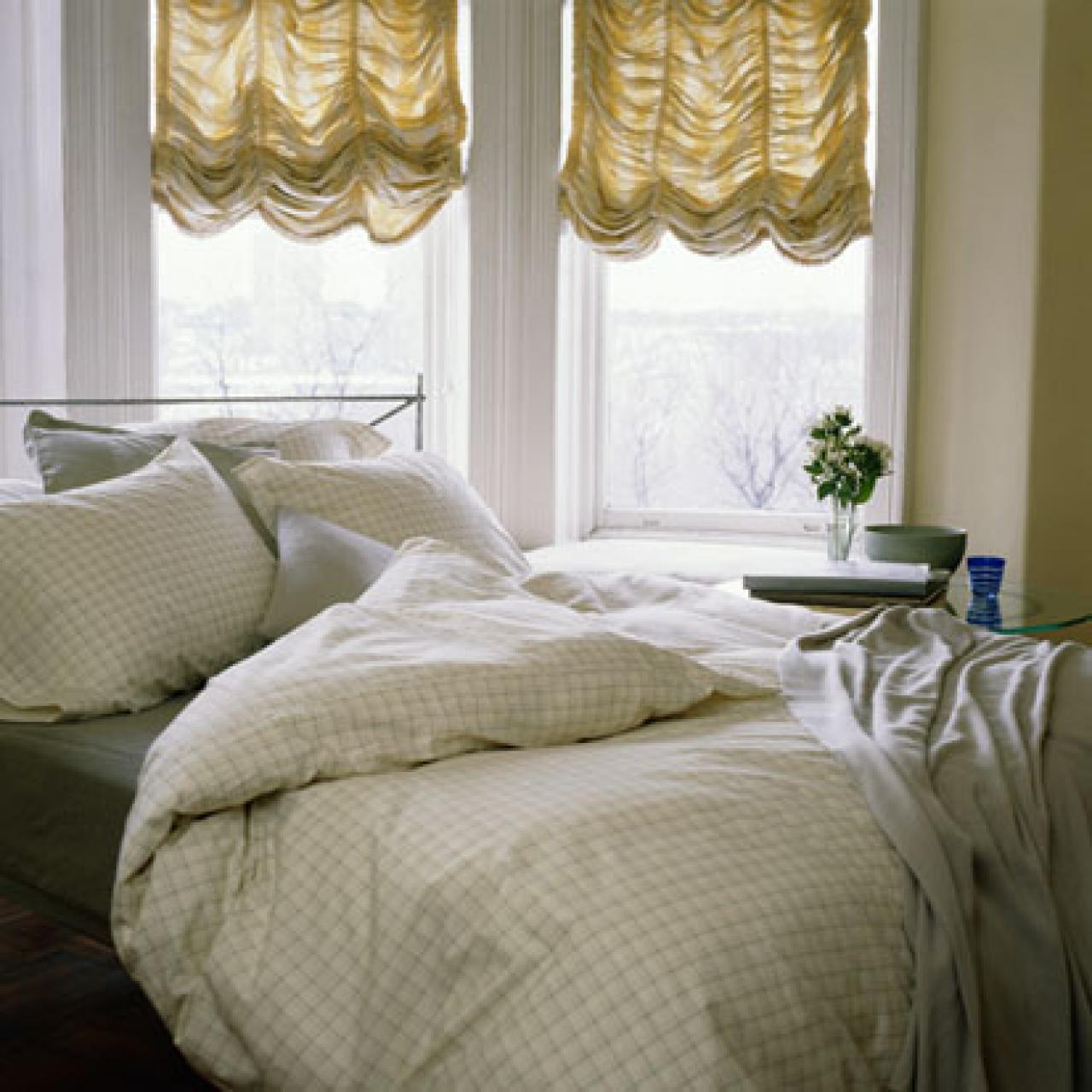 small bedroom window treatment ideas getting started on window treatments hgtv 19803