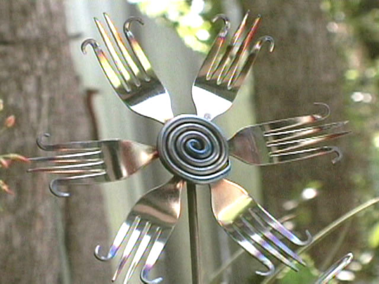 How To Weld Metal Flower Garden Art Hgtv