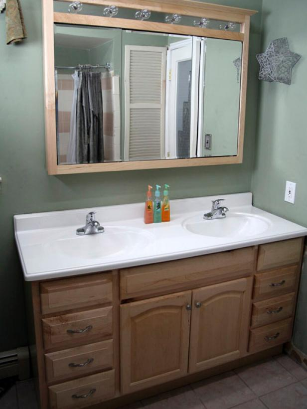 Best Choice Of Bathroom Vanity Cabinets At Double ...