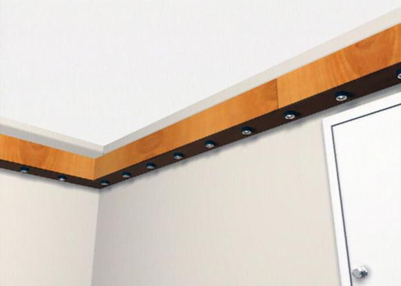 How To Installing A Floating Shelf With Recessed Lighting Hgtv