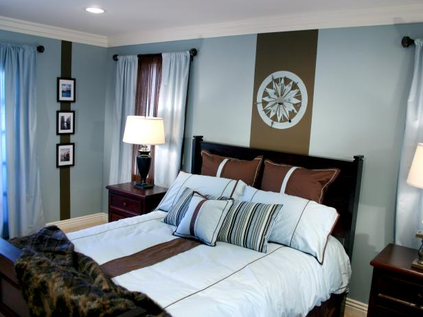 bedroom makeover a modern master hgtv 16331 | 1400943105326