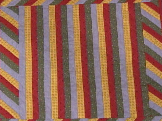How To Make A Traditional Mennonite Quilt Hgtv