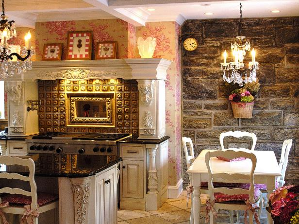 10 Romantic Spaces Hgtv