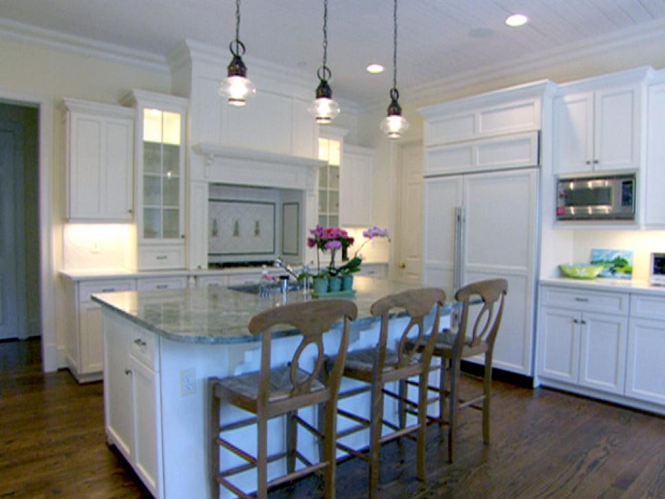 LightingDesign Updates HGTV - Update kitchen lighting