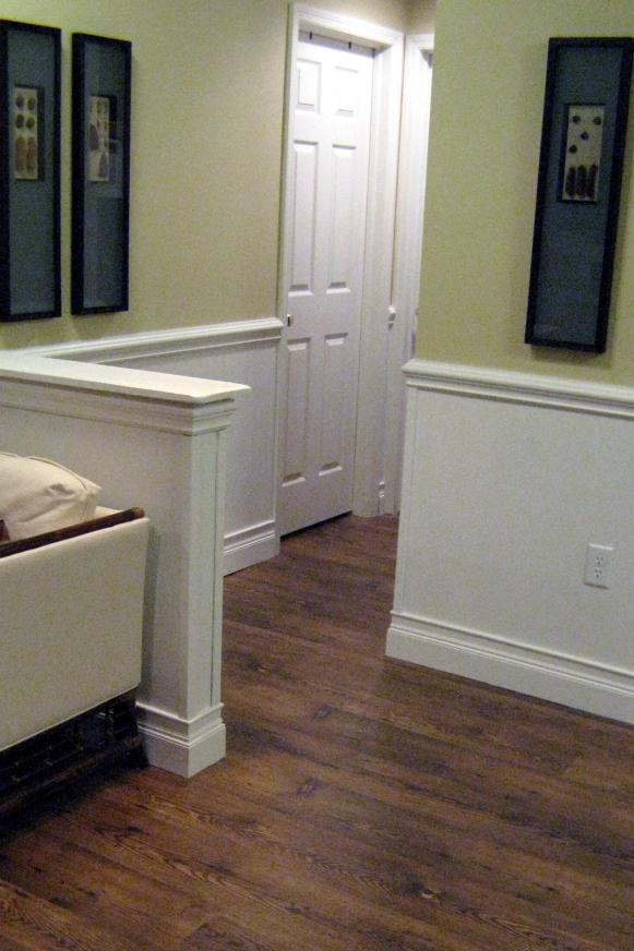 How to Install Beadboard Wainscoting | HGTV