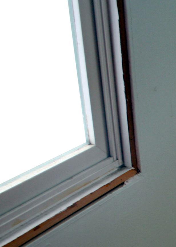 Installing Window Casing Hgtv