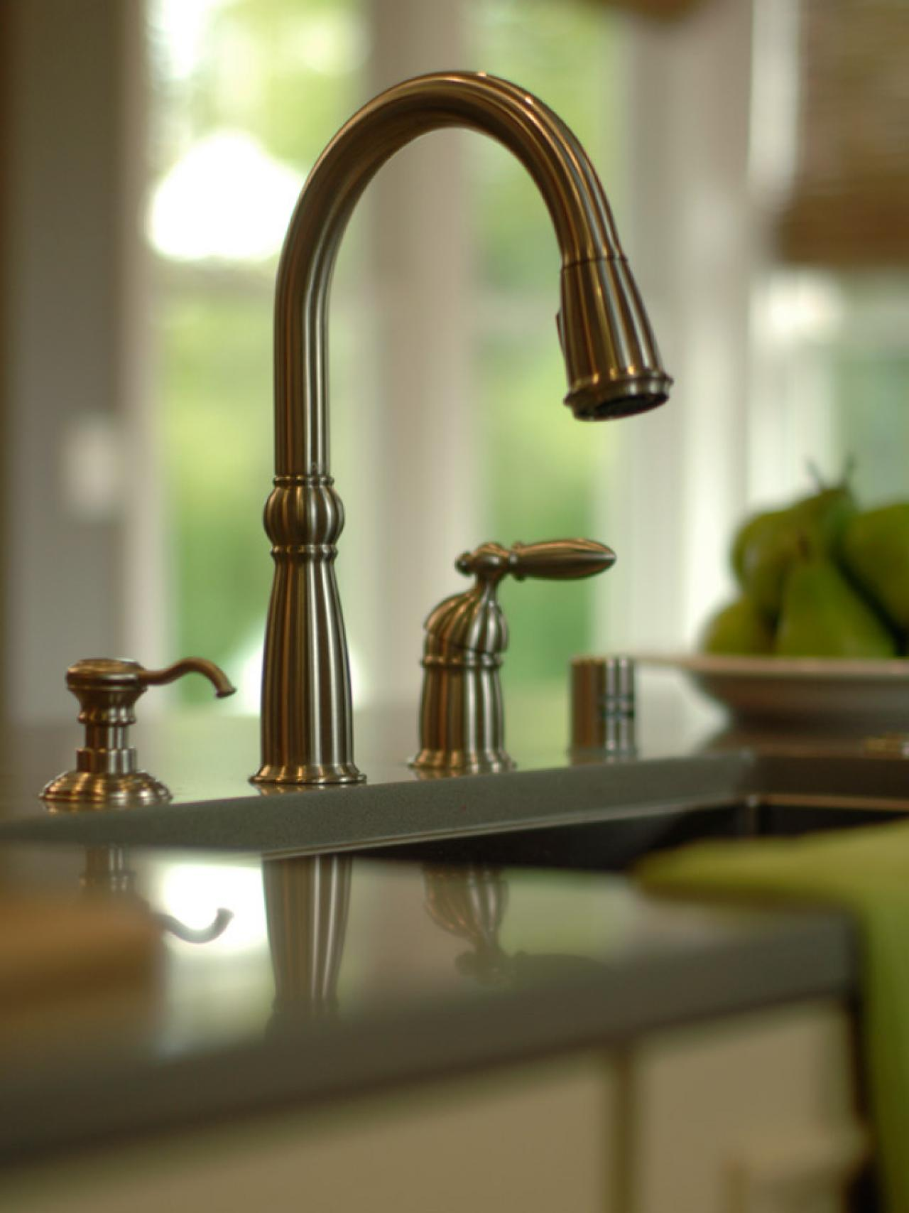 Replace Sink Faucets