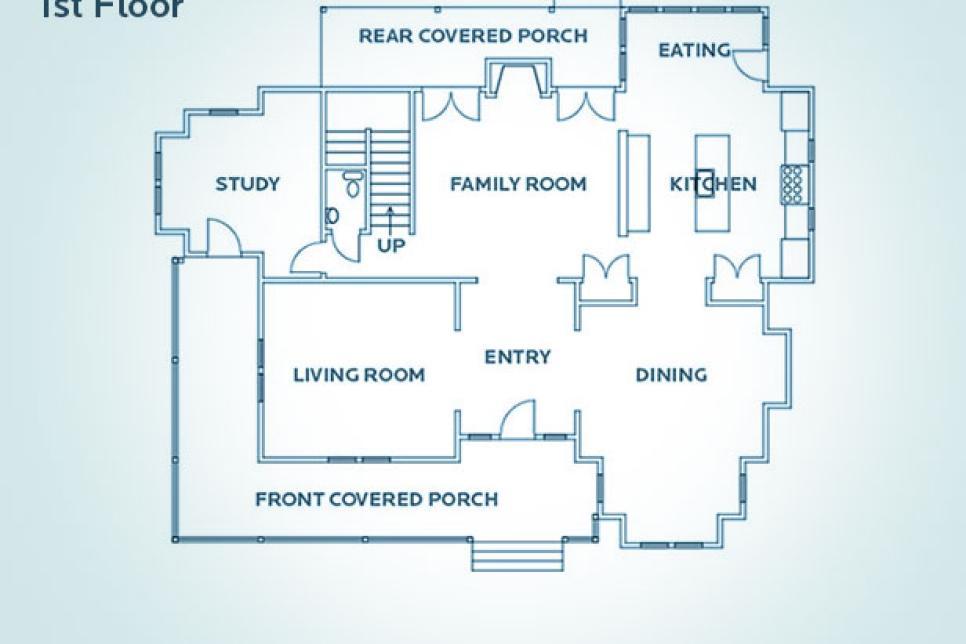 nice dream home house plans. HGTV Dream Home 2009  Floor Plans Plan for