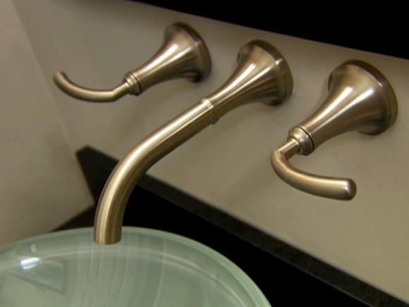 Before Buying That New Faucet Think Finish First HGTV - Matte gold bathroom fixtures