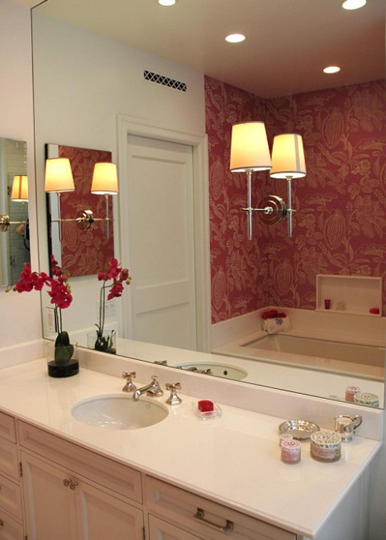 vicente bathroom lighting vicente wolf. Inn-Inspired Bathrooms Vicente Bathroom Lighting Wolf