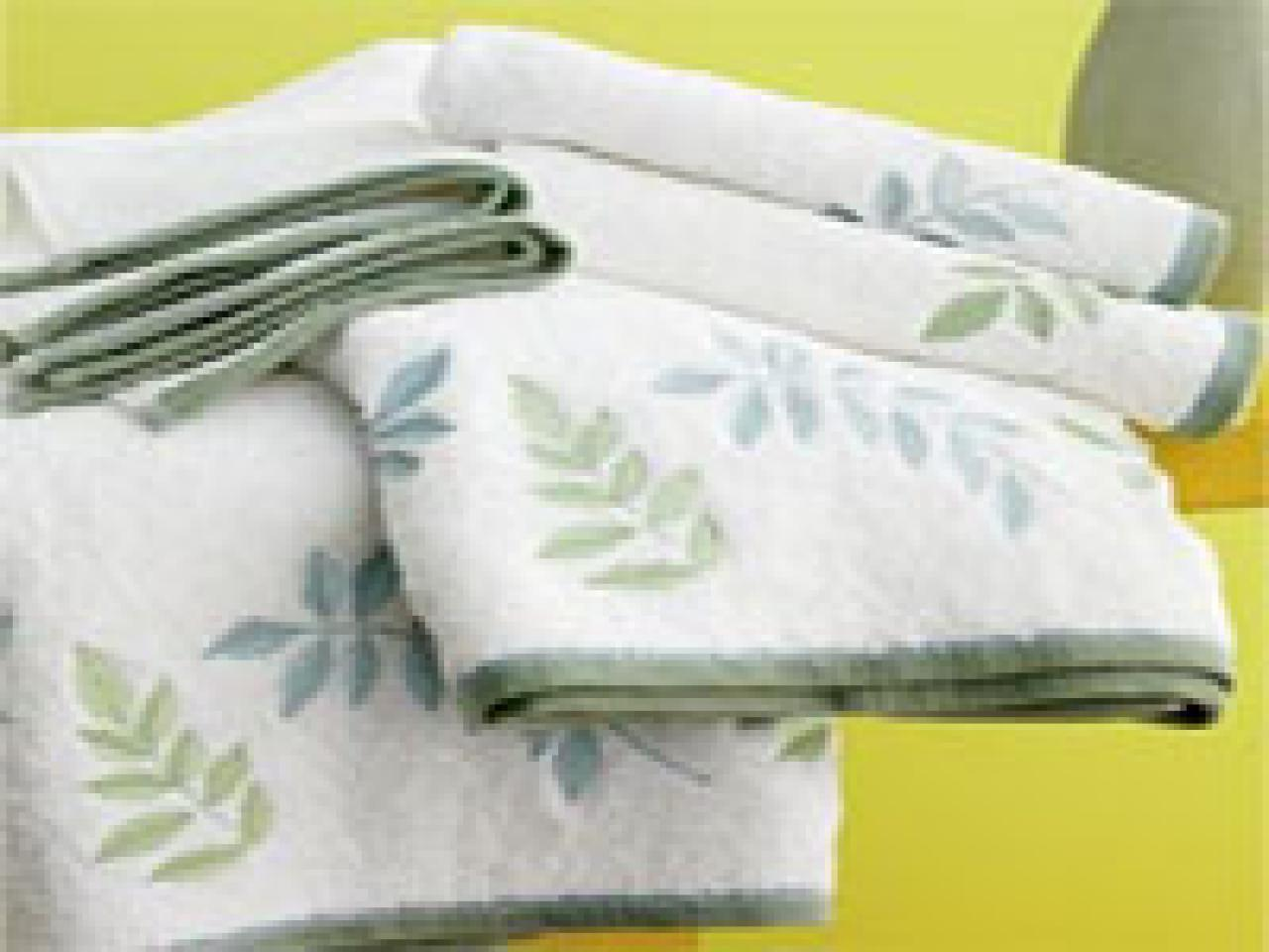 Merveilleux A Basic Guide To Bath Towels