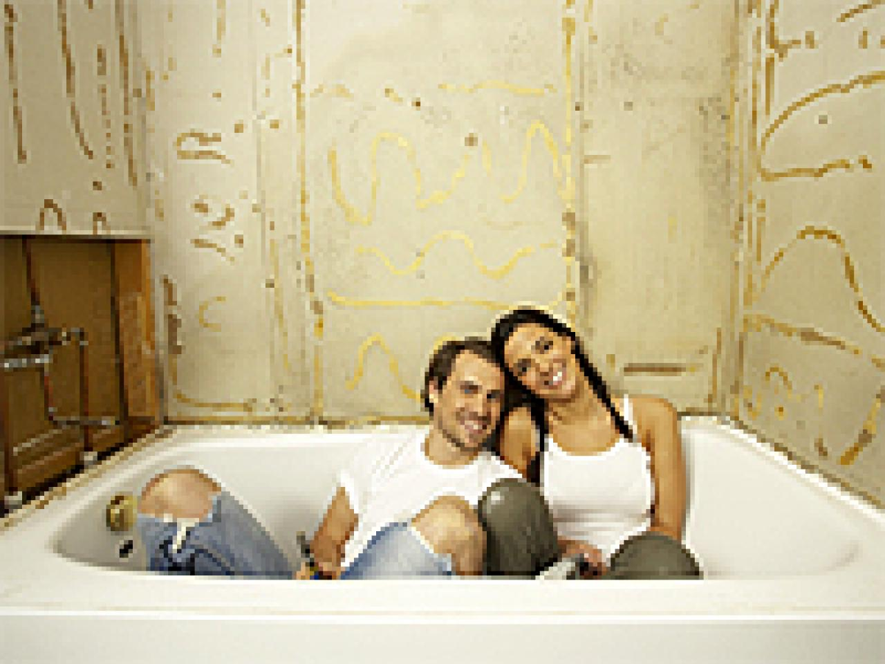 Budgeting Your Bathroom Renovation HGTV - How much does a full bathroom remodel cost