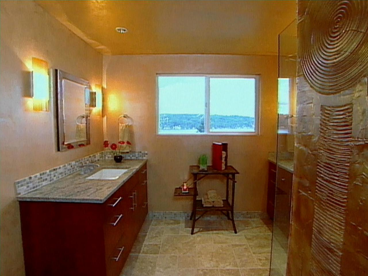 Walk In Tub Designs Pictures Ideas Tips From Hgtv: Making A White Bathroom More Colorful