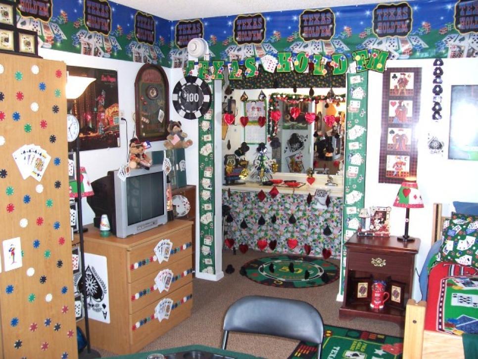 Frat House Room Decorations